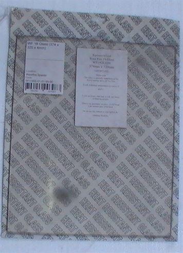 Picture of WF Uniq 18 mk1 Replacement Glass