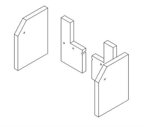 Picture of Mendip 5Kw Mk2 Complete brick set