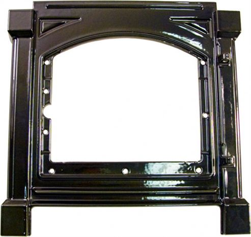 Picture of Harmony 13 Multifuel Stove Front Panel H5 H13 Gas/Oil