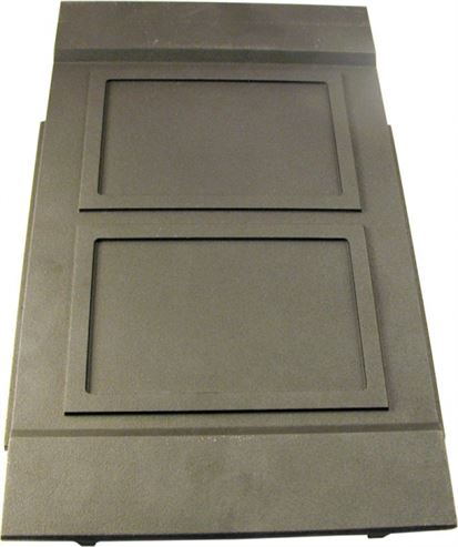 Picture of Harmony 23 Multifuel Stove Side Panel L/R H23 Cast Black