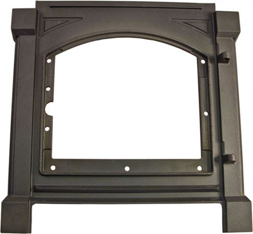 Picture of Front Panel - Cast Black - H33