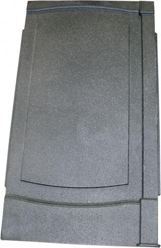 Picture of Right Side Panel Cast Black