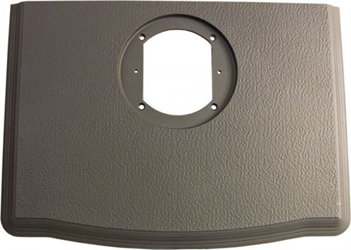 Picture of S23 Top Plate - Cast Black