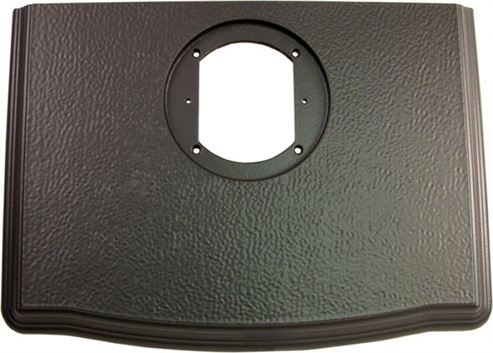 Picture of S23 Top Plate - Satin Black