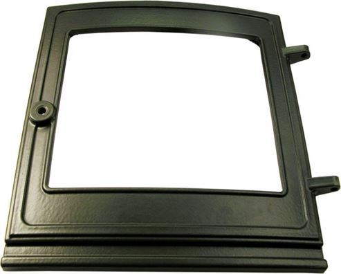 Picture of Furnace Door Satin Black S23
