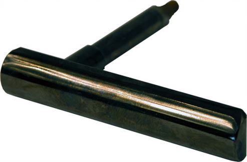 Picture of Black Chrome Stove Handle S23/33