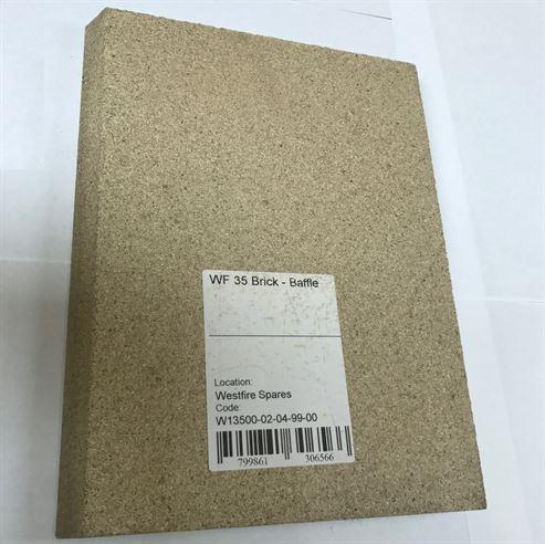 Picture of WF Uniq. 35/Christon 400 Baffle Brick
