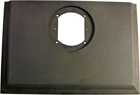 Picture of Harmony 1 Multifuel Stove Top Plate H1 M/F Cast Black