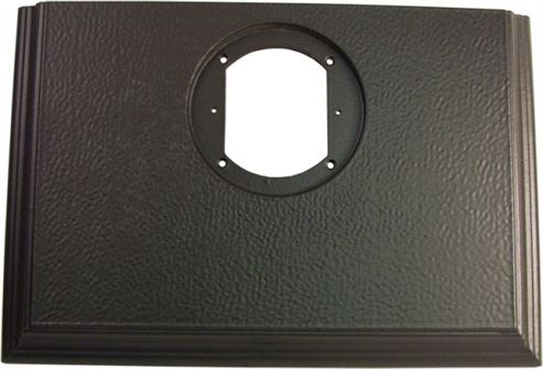 Picture of Harmony 1 Multifuel Stove Top Plate H1 M/F Satin Black